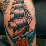 Jesse Collins Tattoo 16