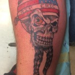 Jesse Collins Tattoo 38