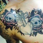 Jesse Collins Tattoo 60
