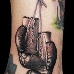 10 - Boxing Gloves - Brian Wren