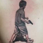 12 - Kid with Gun - Brian Wren