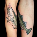 17 - Striped Bass - Brian Wren