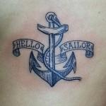 26 - Hello Sailor - Brian Wren