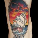 3 - Ship & Skull - Brian Wren