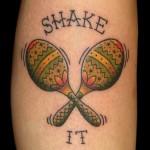 33 - Shake It - Brian Wren