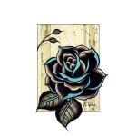 6 - Rose Painting - Brian Wren