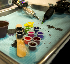 Guest Tattoo Artist - Artfuel Inc
