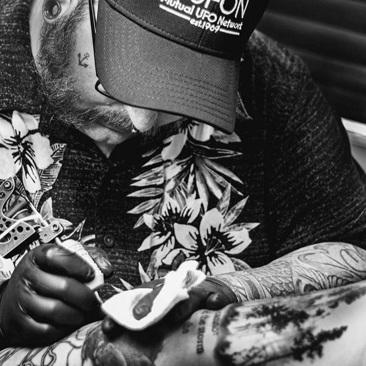 Chad Wilson - Tattoo Artist